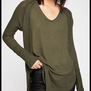 Free People Catalina Thermal stop